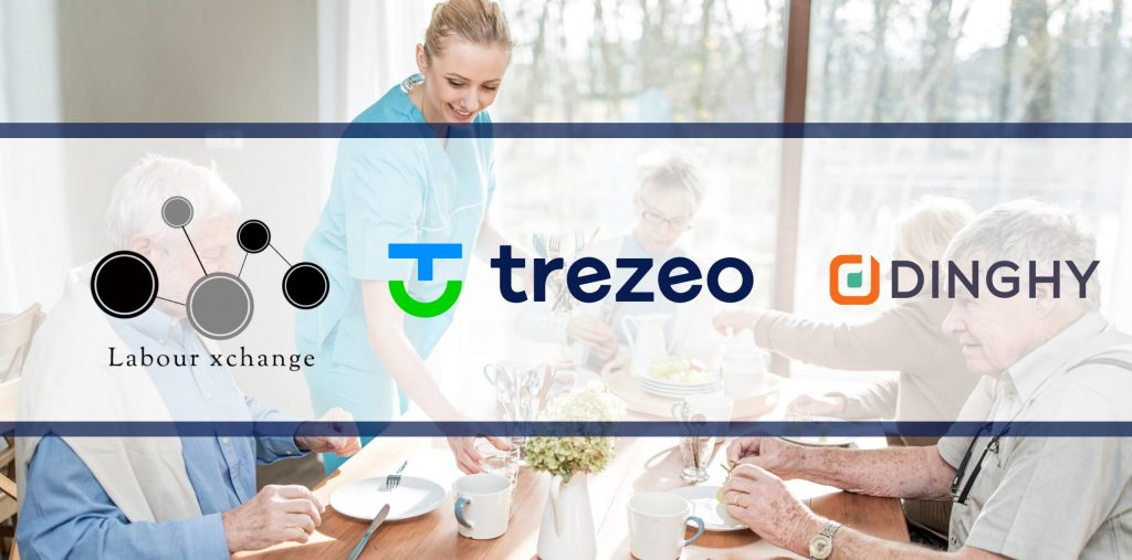 Labour Xchange teams up with Trezeo and Dinghy to bring a safety net for self-employed workers