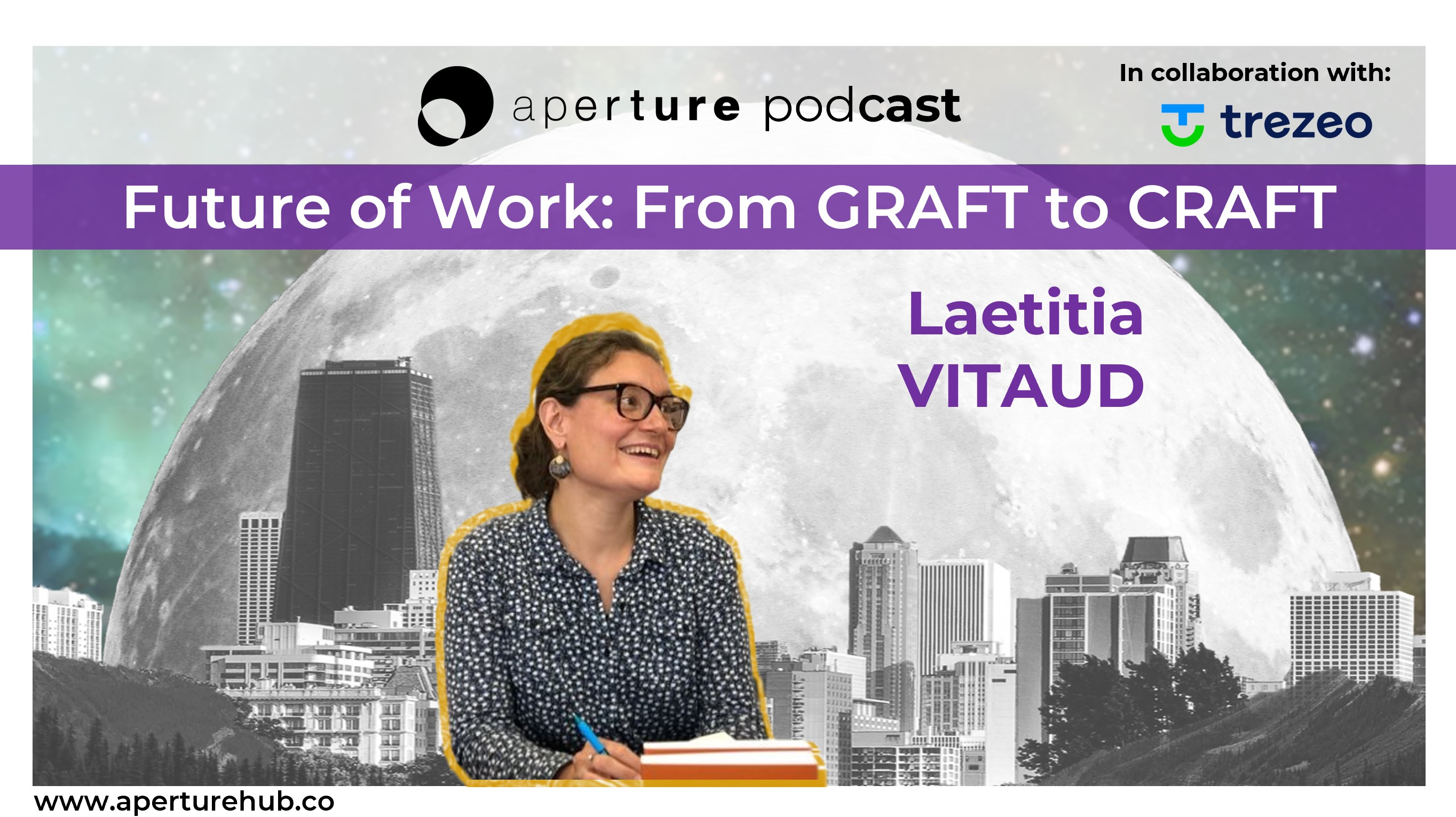 The Future of Work: Trezeo collaborates on second podcast with Aperture.
